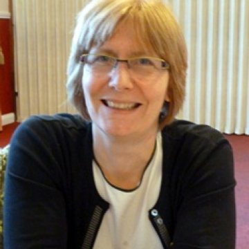 Diana Crump Active Devon board member