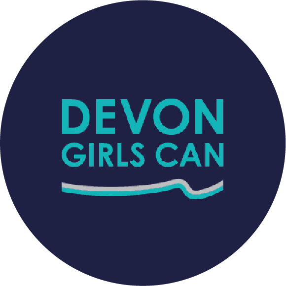 Devon Girls Can logo