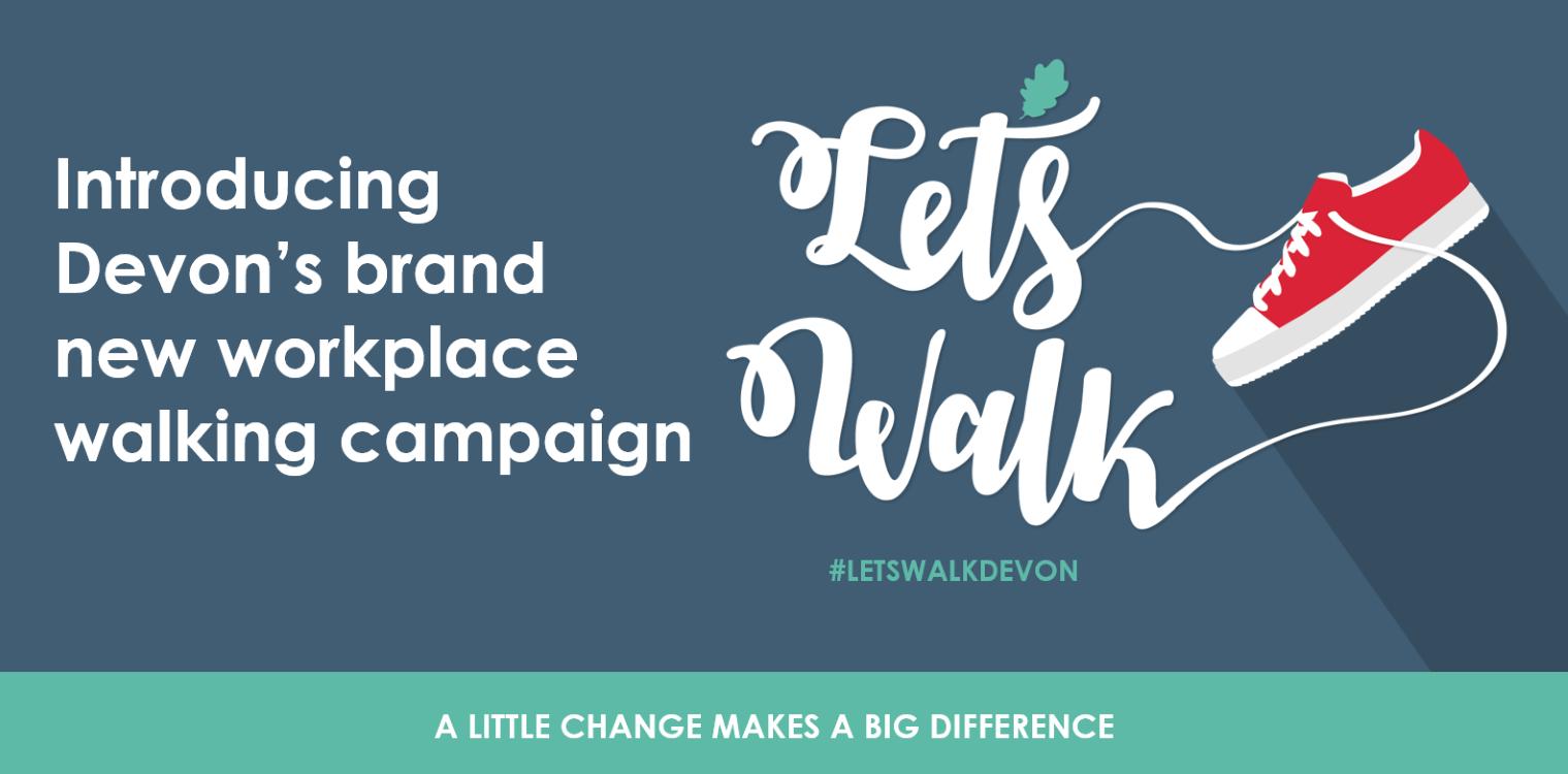 Let's Walk Campaign