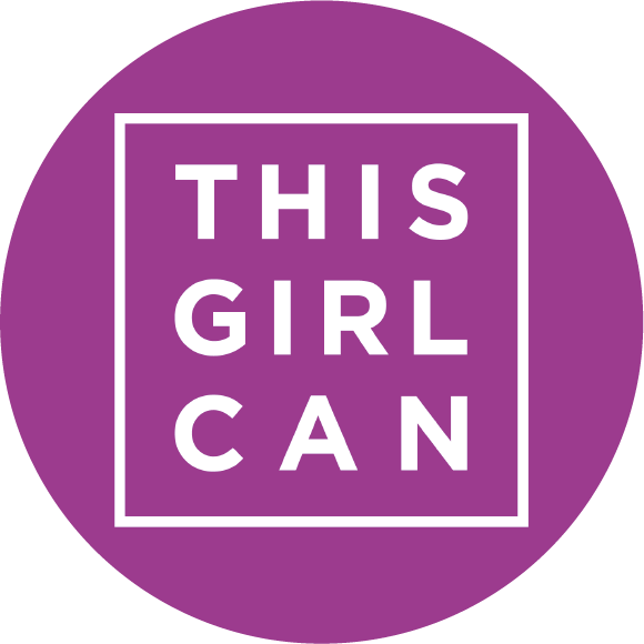 This Girl Can Campaign logo