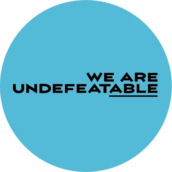 We Are Undefeatable campaign
