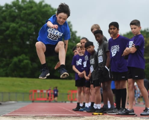 devon school games results