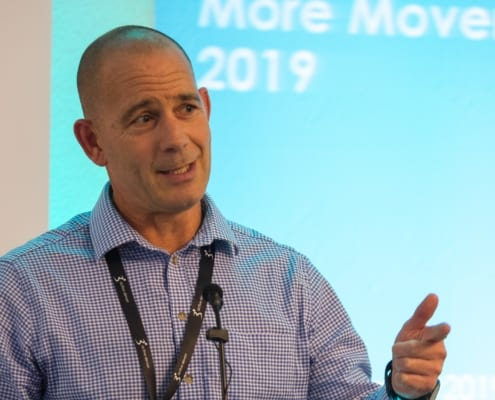 Video highlights from the Active Devon More Movement conference 2019