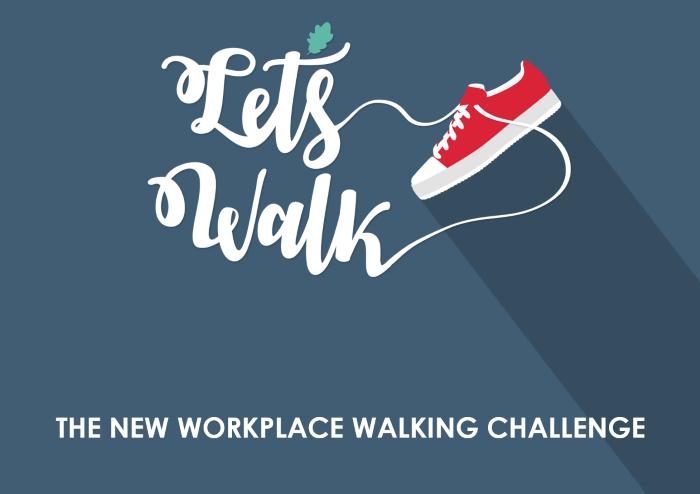 Let's Walk challenge