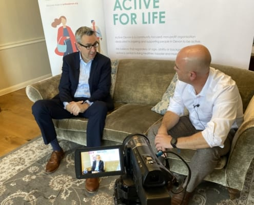 listen to this Active Devon podcast where CEO of Sport England, Tim Hollingsworth talks opening about the fuire strategy and links with Devon